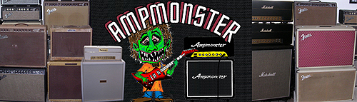 AmpMonster Amplifier Repair